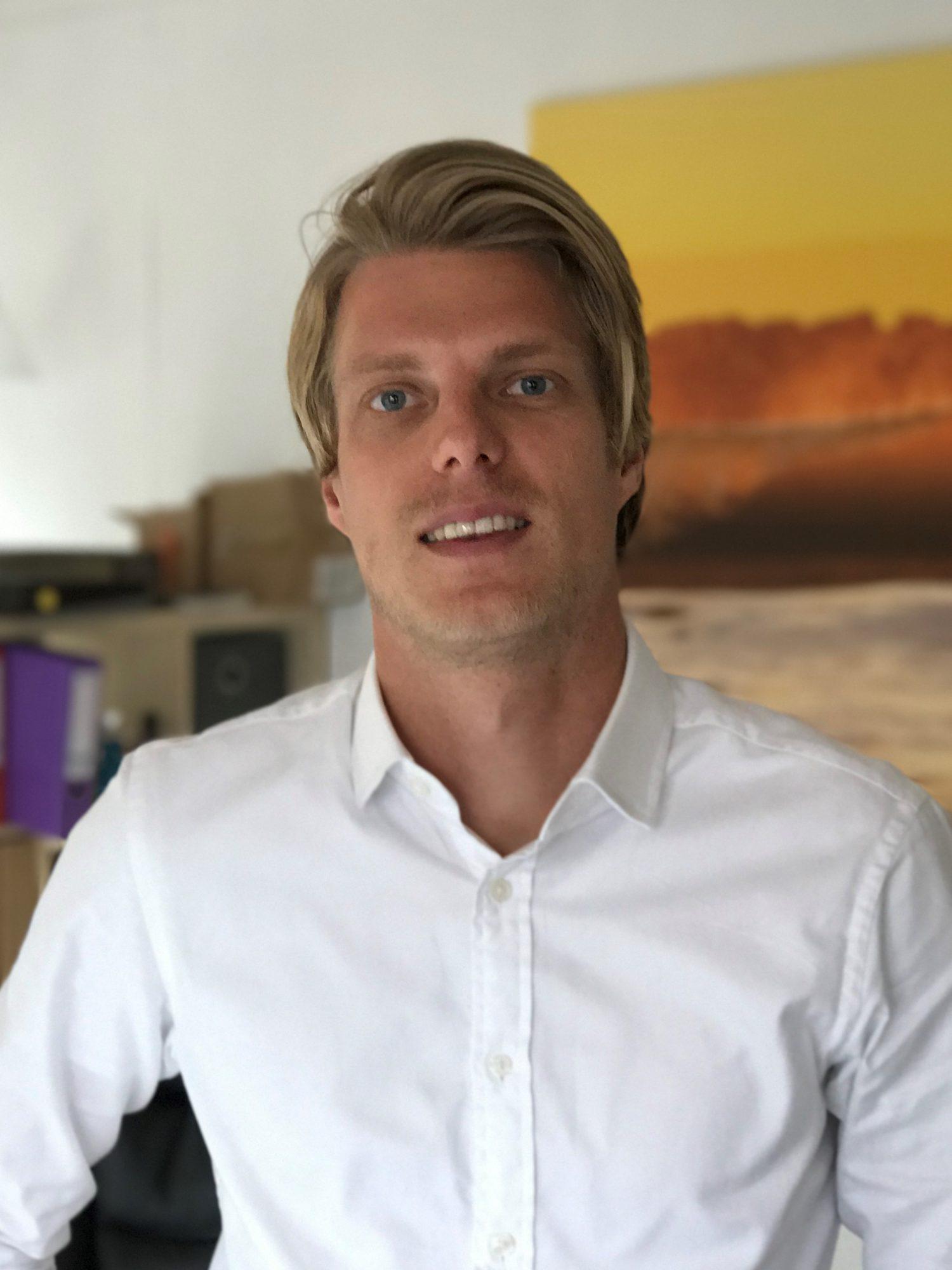 Tom Van der Meulen