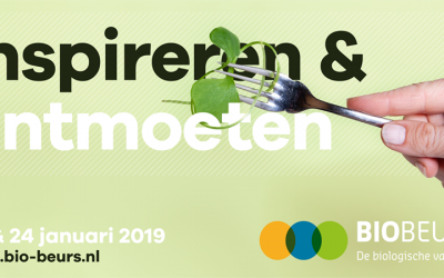 Cormorant Commodities attends the Bio-Beurs Fair